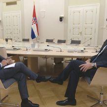 Mislav Bago i premijer Andrej Plenković (Foto: Dnevnik.hr)