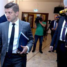 Premijer predstavlja nove ministre (Foto: Patrik Macek/PIXSELL)