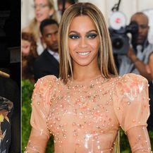 Beyonce sa šiškama i bez njih