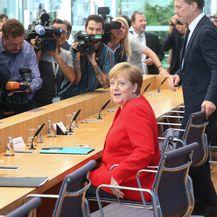 Angela Merkel na godišnjoj konferenciji (Foto: DPA/PIXSELL)