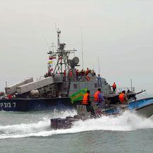 Iranski vojni čamac, ilustracija (Foto: AFP)