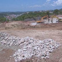 Šibenska tvrđava koja se trenutno obnavlja (Foto: Dnevnik.hr) - 2
