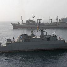 Iranski ratni brod (Foto: Arhiva/AFP)