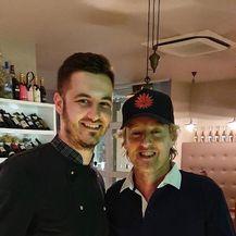 Owen Wilson u Splitu (Foto: Privatne fotografije)