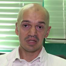 Doktor Josip Varvodić (Foto: Screenshot/Informer, Nova TV)