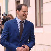 Novi ministar Uprave Ivan Malenica (Foto: Dnevnik.hr)