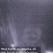 50 godina od slijetanja prvoga čovjeka na Mjesec (Video: Dnevnik Nove TV)