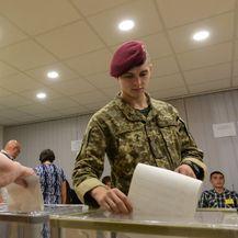 Izbori u Ukrajini (Foto: AFP)