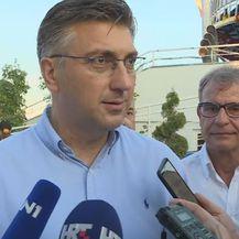 Andrej Plenković u Umagu (Foto: Dnevnik.hr)