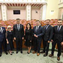 Novi ministri izglasani u Saboru (Foto:Robert Anic/PIXSELL)