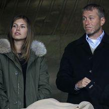 Daša Žukova i Roman Abramovič (Foto: Getty Images)