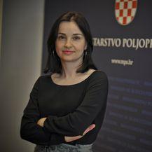 Marija Vučković (Foto: Ministarstvo poljoprivrede)