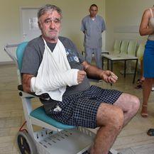 Evelino Vale o napadu u Puli (Foto: Dusko Marusic/PIXSELL)