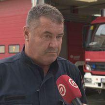 Zapovjednik JPV Zadar Željko Šoša (Foto: Dnevnik.hr)