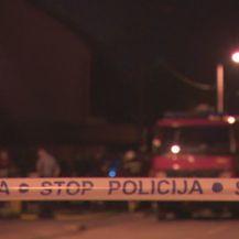 Vatrogasci gase požar u Zadru (Foto: Dnevnik.hr) - 1