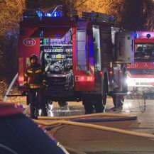Vatrogasci gase požar u Zadru (Foto: Dnevnik.hr) - 2