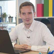 Direktor razvoja Alen David Jeđud (Foto: Dnevnik.hr)