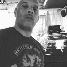 Vin Diesel (Foto: Instagram)