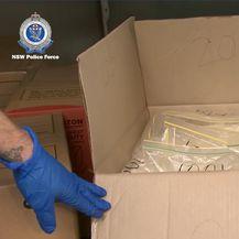 Uhvaćen diler u Australiji (Screenshot: Facebook/NSW Police Force) - 3