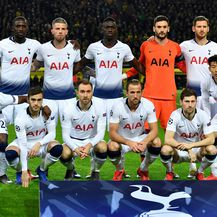 Momčad Tottenhama (Foto: AFP)