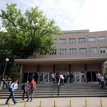 Ekonomski fakultet (Foto: Robert Anic/PIXSELL)
