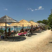 Plaža u Zadru (Foto: Dnevnik.hr) - 3