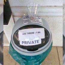 Naplaćivanje bacanja smeća (Foto: Dnevnik.hr)