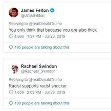 Tviteraši ismijali Donalda i Ivanku Trump (Foto: Screenshot/Twitter) - 1