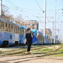 Zastoj tramvaja (Foto: Arhiva/Goran Stanzl/Pixsell)