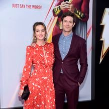 Leighton Meester i Adam Brody (Foto: Getty)