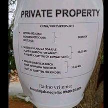Naplata hlada na otoku Krku (Foto: Portal Otok Krk)