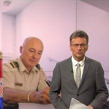 Otvorena knjiga žalosti za stradalog vojnika (Video: Vijesti u 17h Nova TV)