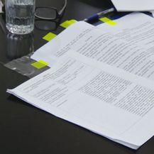 Sigurnosne provjere sudaca (Foto: Dnevnik.hr)