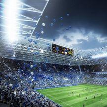 Novi stadion Evertona (Twitter Everton)