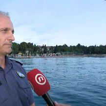 Damir Barnas, Načelnik pomorske i aeorodromske policije Rijeka (Foto: Dnevnik.hr)
