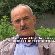 Bivši upravitelj sela Kalfat Mustafa Bal (Foto: Dnevnik.hr)