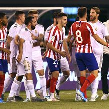 Real Madrid - Atletico (Foto: AFP)