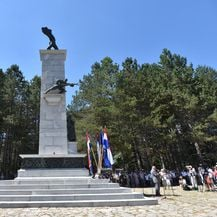 Srb: Obilježavanje obljetnice Dana ustanka naroda Like, arhiva (Foto: Dino Stanin/PIXSELL )