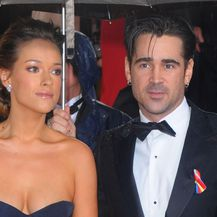 Alicja Bachleda i Colin Farrell (Foto: AFP)