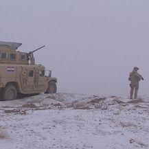 NATO - Tenk i vojnik (Foto: Dnevnik.hr)