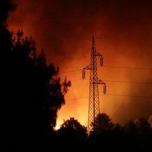 Požar kod Šibenika (Foto: Dusko Jaramaz/PIXSELL) - 1