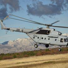 Helikopter Mi-8 MTV1 (Foto: HRZ/M. Karačić)
