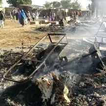 Napad u Nigeriji (Foto: AFP)