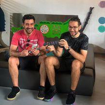Janko Popović Volarić i David Rihtar Popović (Foto: Instagram)