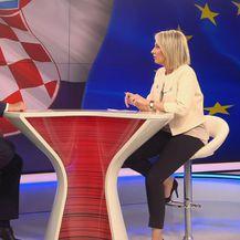 Davor Božinović i Sabina Tandara Knezović (Foto: Dnevnik.hr)