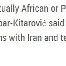 Promijenjen tekst na Jerusalem Postu (Foto: Screenshot)