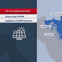 Plan za izgradnju solarnih elektrana u Hrvatskoj