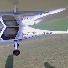 Električni zrakoplov Velis Electro - 3
