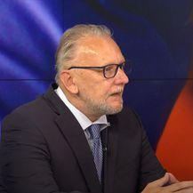 Davor Božinović u Dnevniku Nove TV - 2