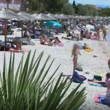 Plaža na Viru